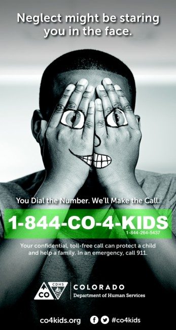 Child Abuse 1-844-CO-4-KIDS