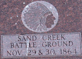 Sand Creek Site