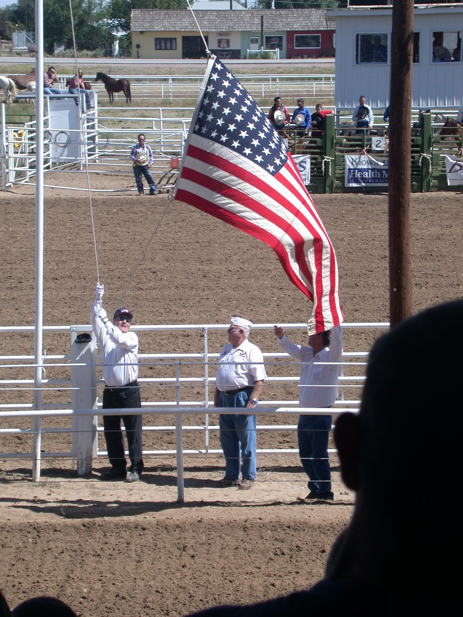 Kiowa County Fair and Rodeo